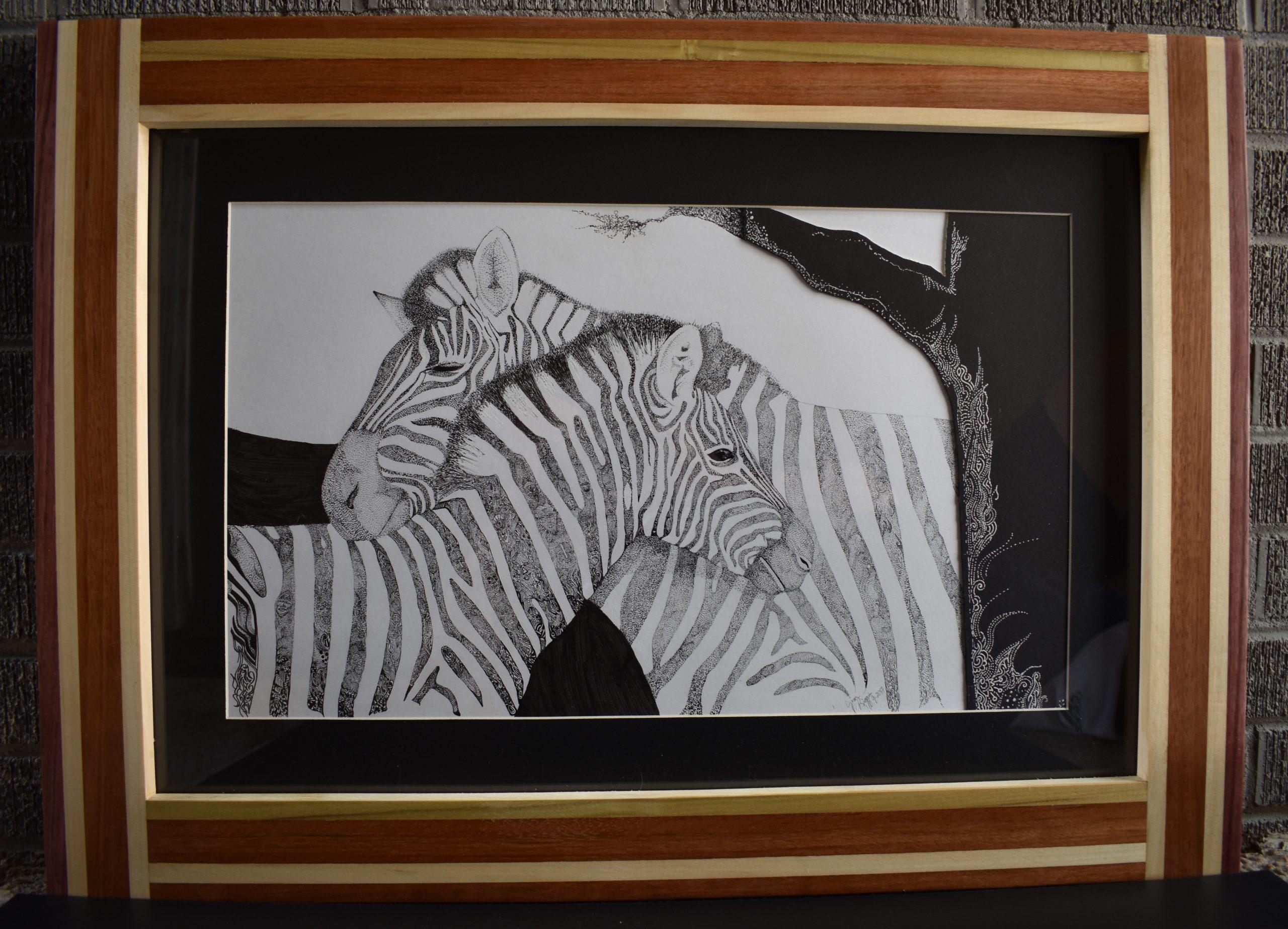 Zebras Crop